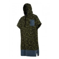 Mystic - Poncho allover (army)
